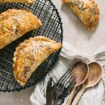 Savory Mushroom and Spinach Hand Pies
