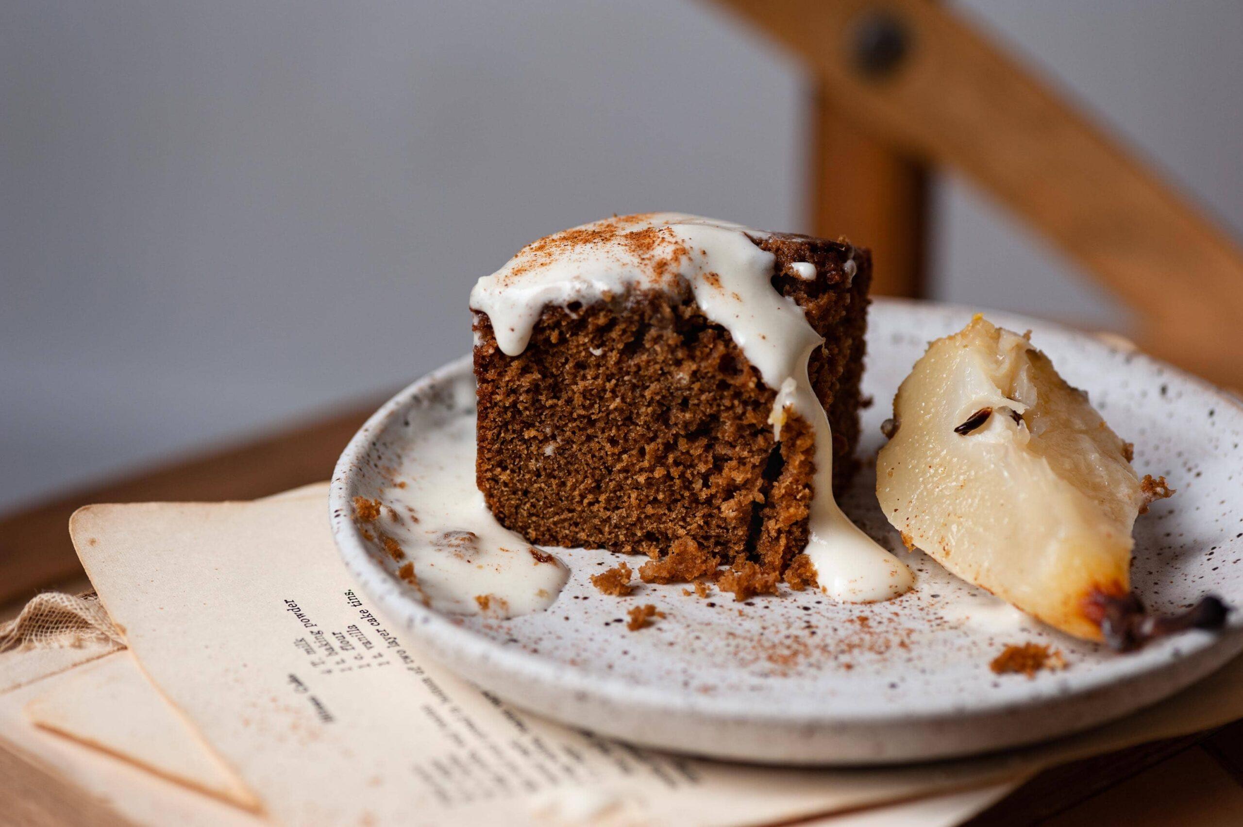 Cardamom Spice Cake Recipe