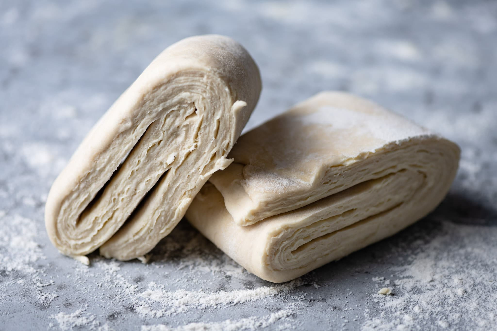 Recipe for Homemade Puff Pastry