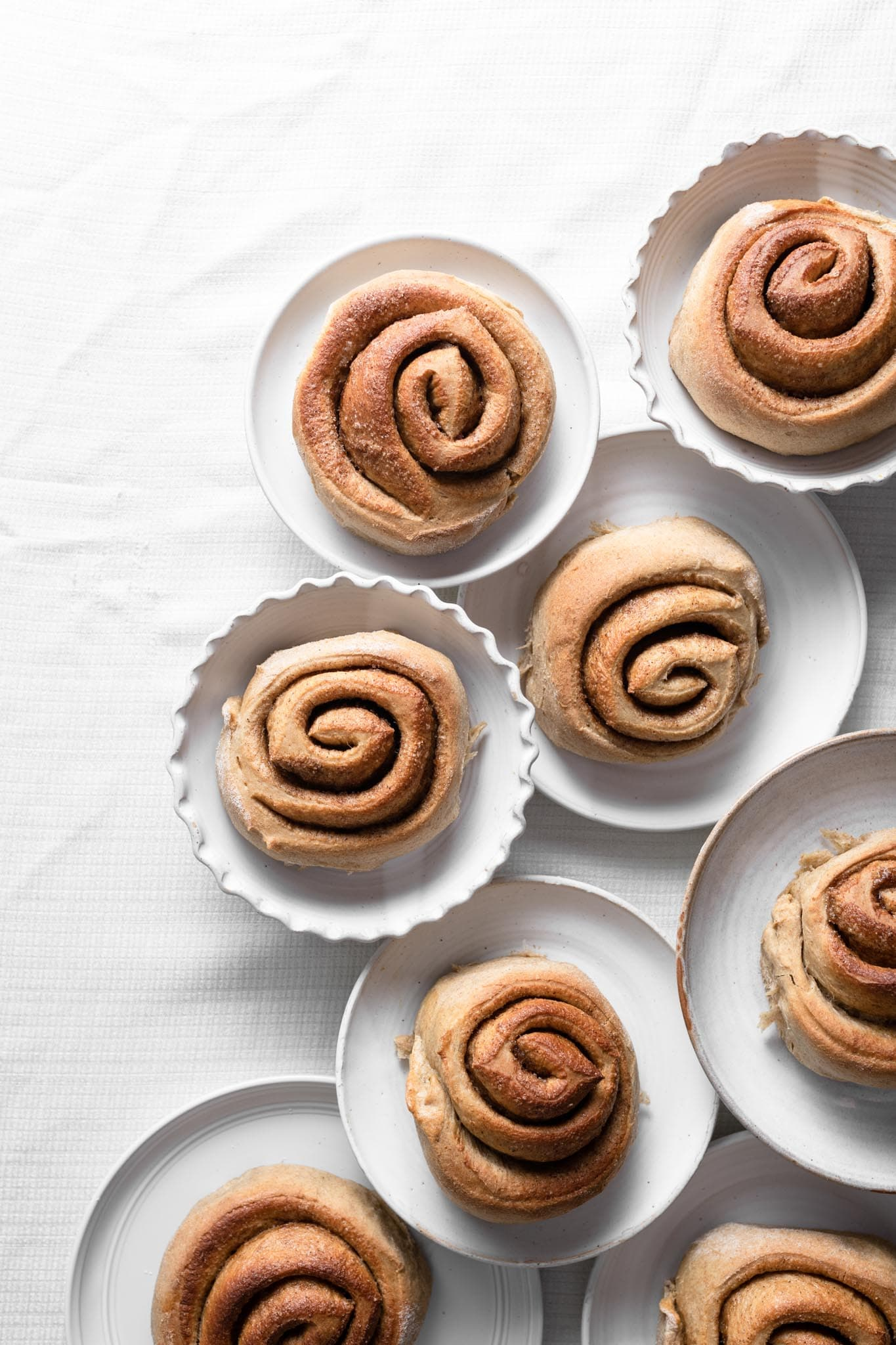 cinnamon rolls recipe with sunflower butter