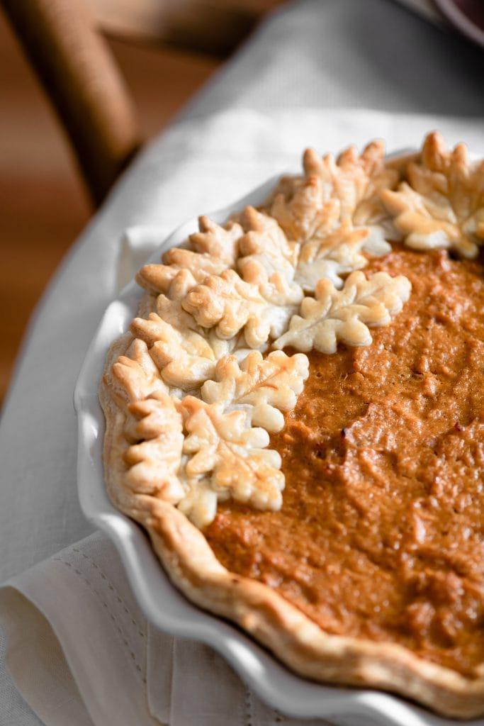 williams sonoma thanksgiving sweet potato pie