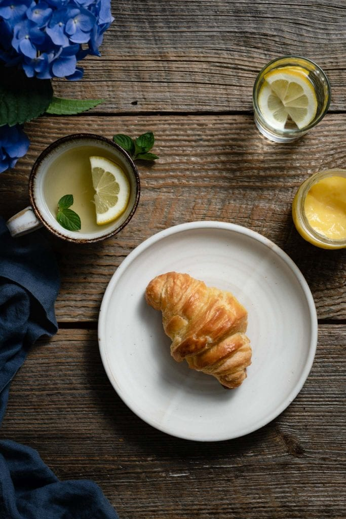 How to make homemade croissants recipe.